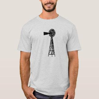 Black Windmill.png T-Shirt