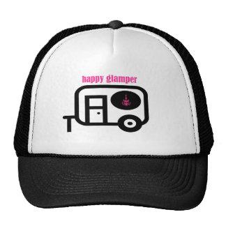 black window happy glamper 2.jpg trucker hat