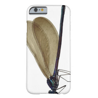 Black-winged damselfly barely there iPhone 6 case
