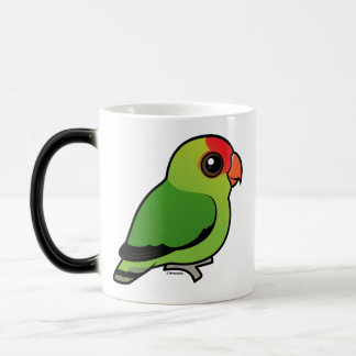 Black-winged Lovebird Magic Mug