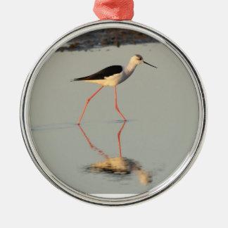 Black-winged Stilt Ornament