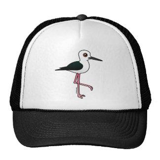 Black-winged Stilt Trucker Hat