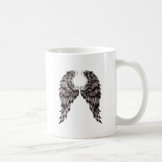 Black Wings .jpg Coffee Mug