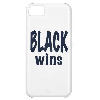 Black Wins, Obama wins Case For iPhone 5C