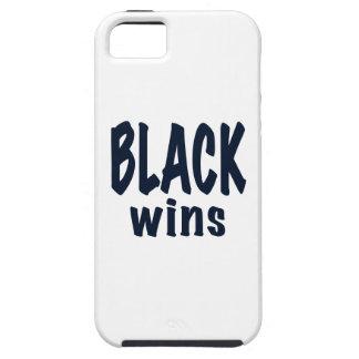 Black Wins, Obama wins iPhone 5 Cases