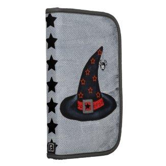 Black Witch Hat Stars Cute Spider Halloween