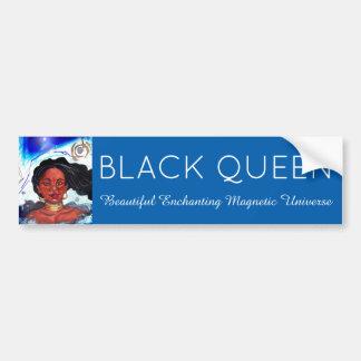 Black Woman Bumper Sticker