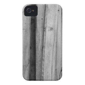 Black Wood iPhone 4 Case by Fine Wood