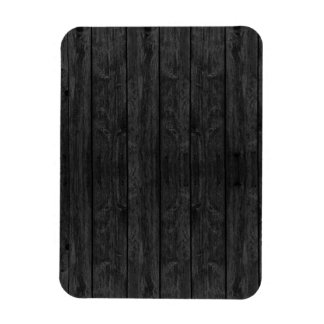 Black Wood Wall Texture Structure Magnet