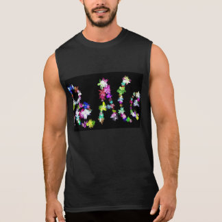 Black World Peace love and unity designer t-shirt