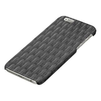 Black Woven Iphone Case