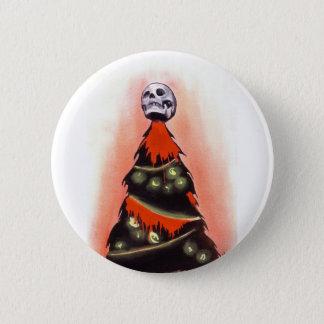 BLACK XMAS: Feliz Navidad Button