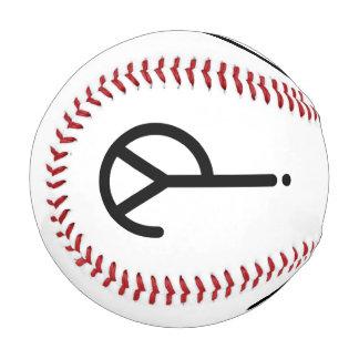 Black Y? Symbol Baseball