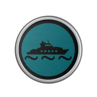 Black Yacht Design Bluetooth Speaker