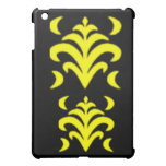 Black Yellow  Cover For The iPad Mini