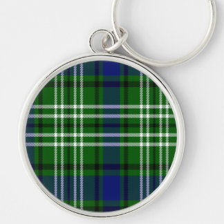 Blackadder Scottish Tartan Keychain