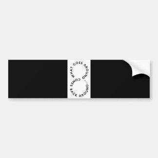 blackandwhite280 bumper sticker