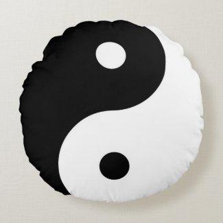 blackandwhite zen yin-yang symbol