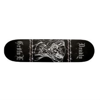 blackangel skateboard deck
