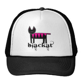 Blackat Mesh Hats