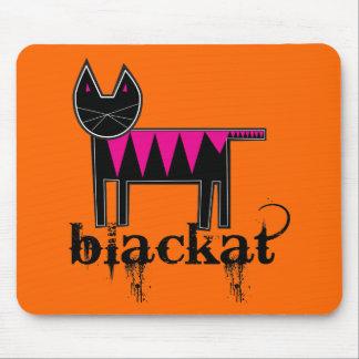 Blackat Mouse Mat