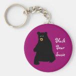 blackbear, BlackBear Susie Keychain