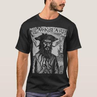 Blackbeard la camisa del pirata