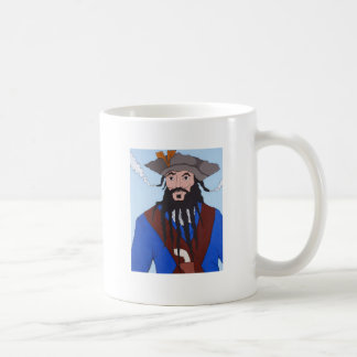 Blackbeard Mug