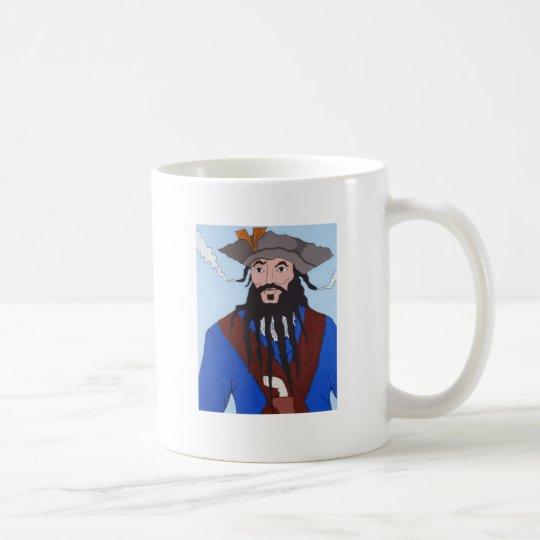 Blackbeard Mug