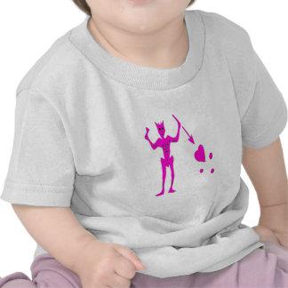 Blackbeard-Pink T-shirt