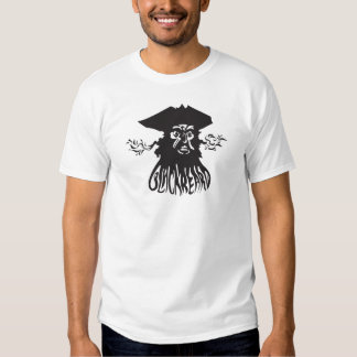 Blackbeard T Shirt
