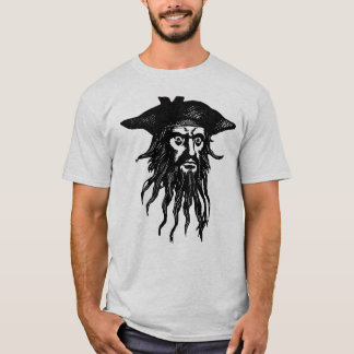 Blackbeard the Pirate T-Shirt