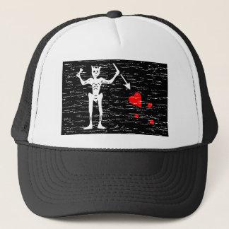Blackbeard Trucker Hat