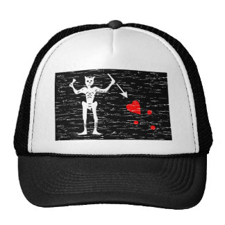 Blackbeard Trucker Hat