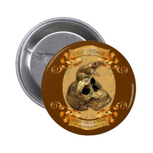 Blackbeards Crew Pin