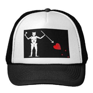 BlackBeards Flag (Edward Teach) Trucker Hat
