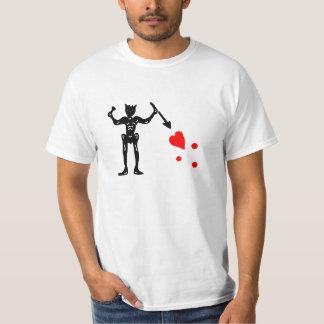 Blackbeard's flag T-Shirt