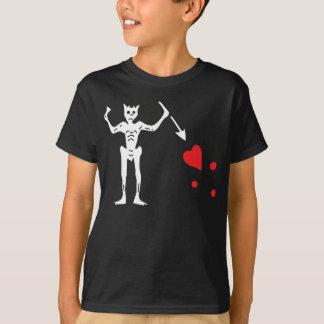 Blackbeard's Pirate Flag T-Shirt