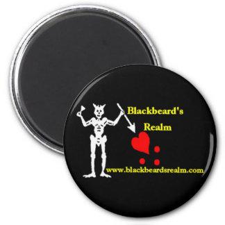 Blackbeard's Realm Magnet