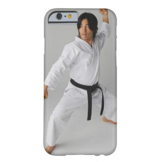 Blackbelt In An At Ready Stance Barely There iPhone 6 Case