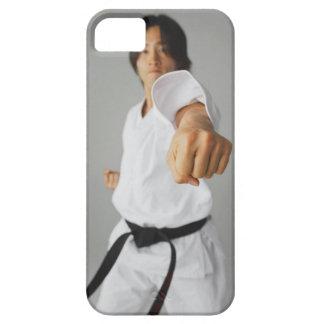 Blackbelt Punching iPhone SE/5/5s Case