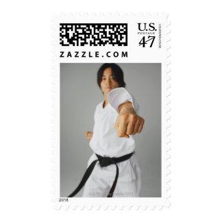 Blackbelt Punching Postage
