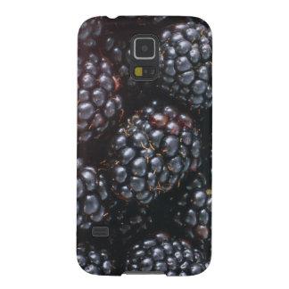 Blackberries Galaxy S5 Case