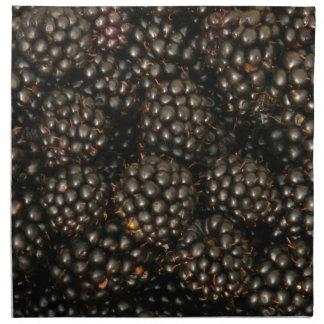 Blackberries Napkin