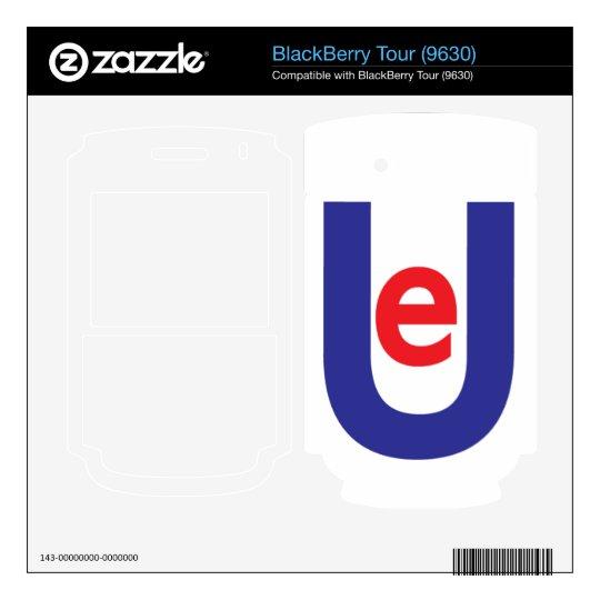 BlackBerry9630Back Skin For The BlackBerry