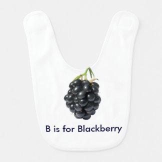 Blackberry Babero