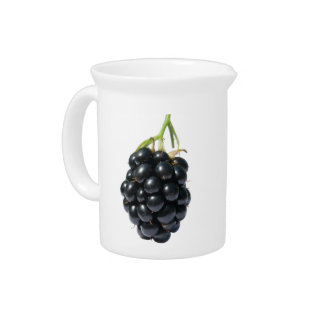 Blackberry Beverage Pitcher