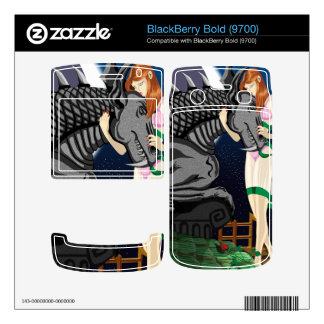 BlackBerry Bold 9700 Mari Vinyl Skins BlackBerry Decals