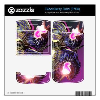 BlackBerry Bold 9700 Ravens Vinyl Skins Decals For BlackBerry
