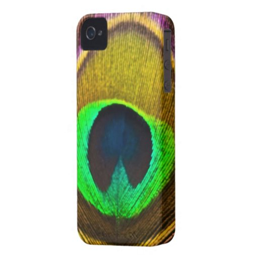 Blackberry Bold Case - Peacock Feather